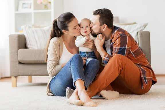 A maternidade coloca o casamento à prova?