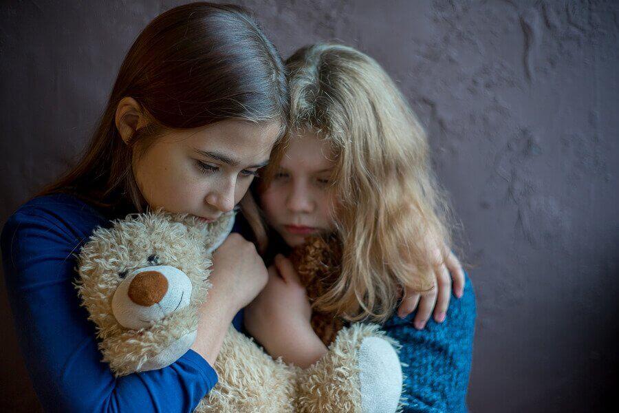 O impacto da violência doméstica nas crianças