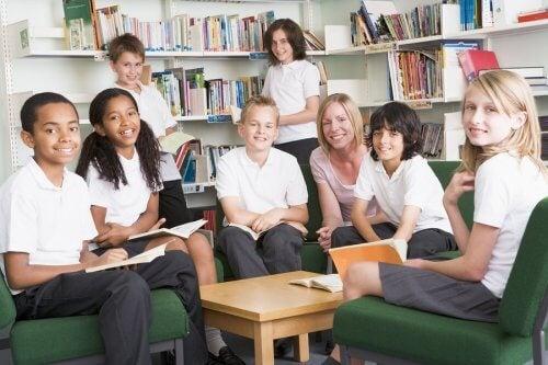 Vantagens do uniforme escolar