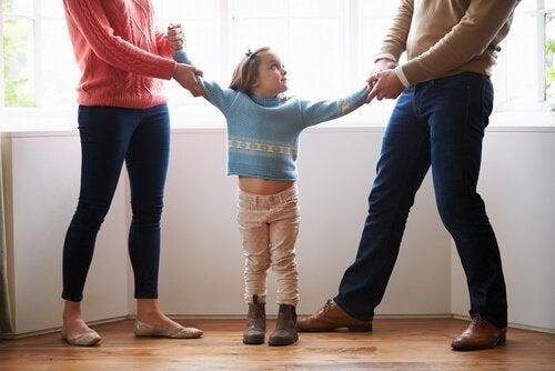 Fatores considerados para determinar a guarda dos filhos