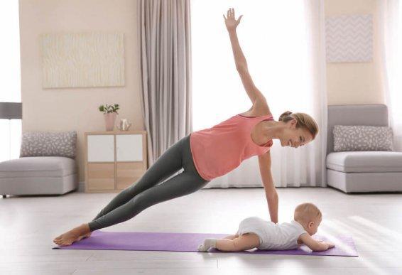 Quais atividades físicas posso praticar no período pós-parto?