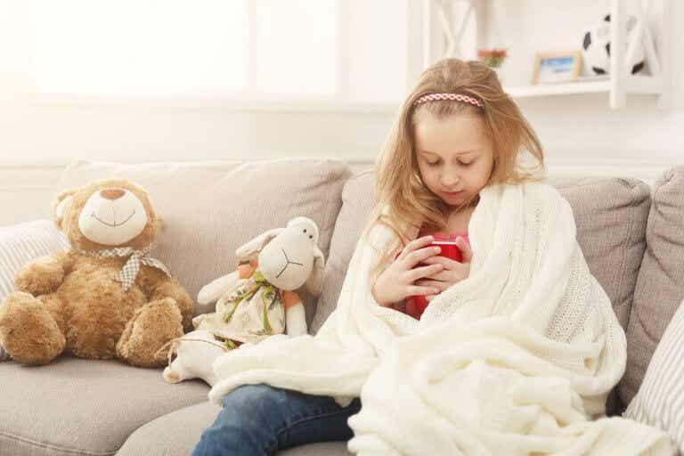 5 remédios naturais perigosos para crianças