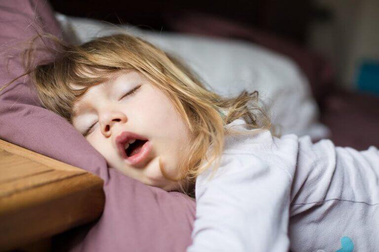 O que fazer se o meu filho só respira pela boca?