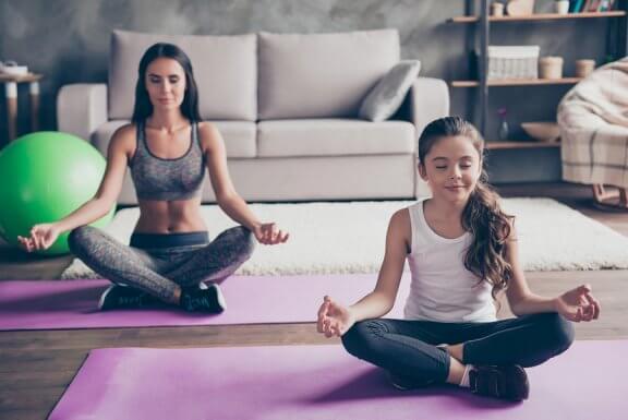 Exercícios respiratórios para crianças: conheça alguns