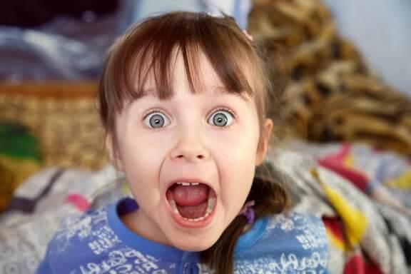 Os medos irracionais na infância