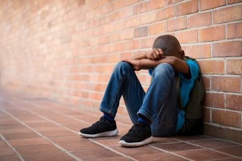 Automutilação em adolescentes