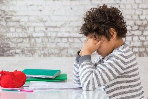 Causas de insônia nas crianças