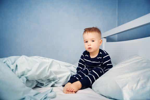 Os distúrbios do sono mais comuns em crianças
