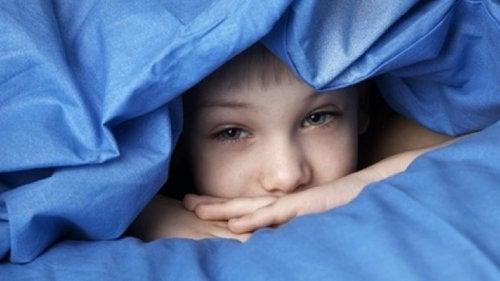 Causas médicas de distúrbios do sono em crianças