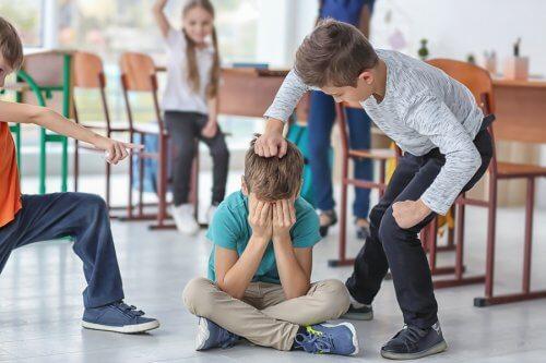 Como evitar a agressividade infantil