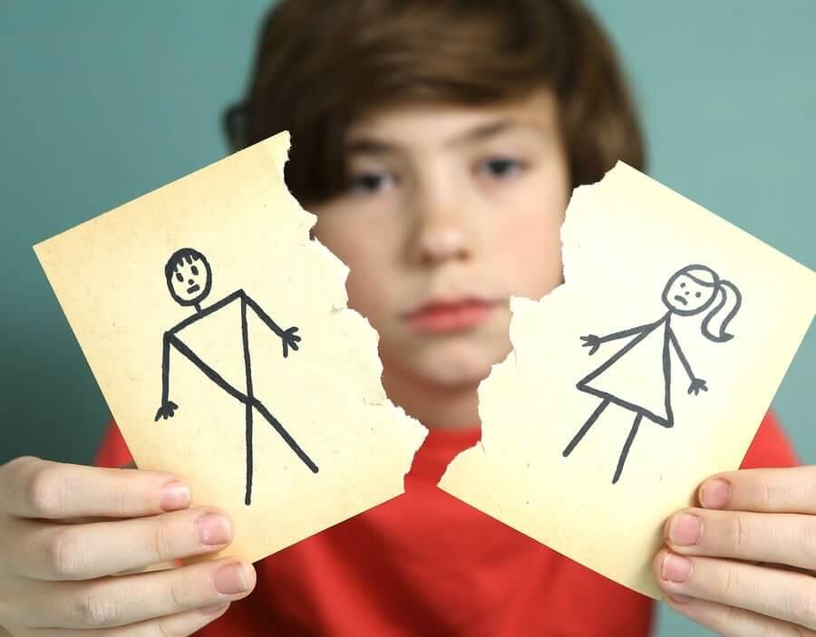 Tipos de guarda dos filhos para pais separados