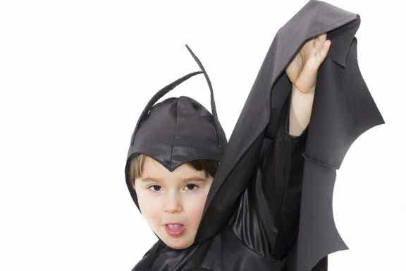 O que é o efeito Batman e como ele afeta as crianças?