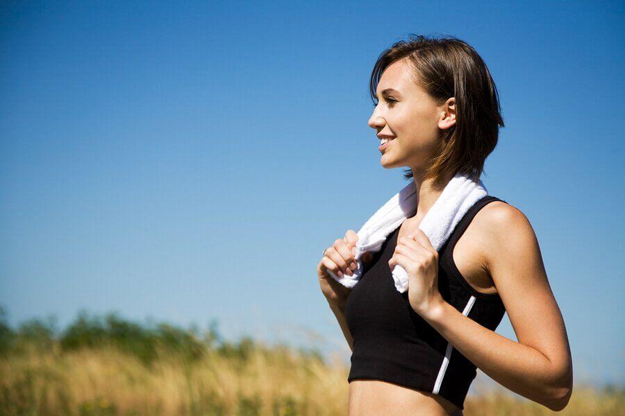 Faça exercício físico