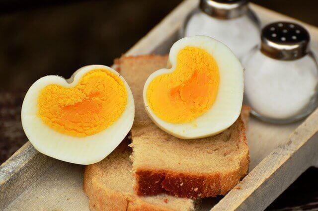 Quando introduzir o ovo na dieta das crianças?