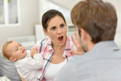 A maternidade coloca o casamento à prova, inclusive em relação à intimidade