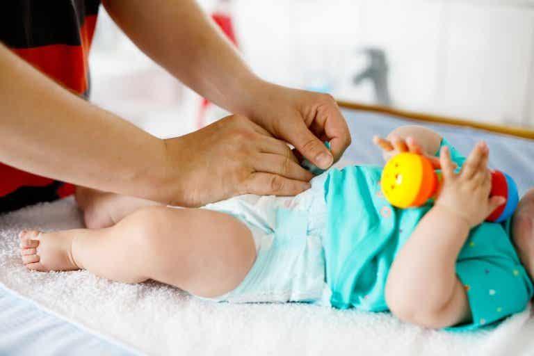 Quando devemos trocar a fralda do bebê?