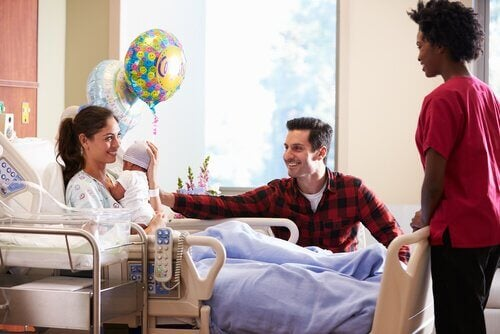 8 dicas para visitar o recém-nascido no hospital