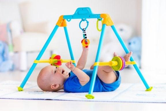 Exercícios de estimulação precoce para crianças