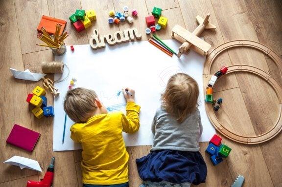 Atividades para crianças da pré-escola