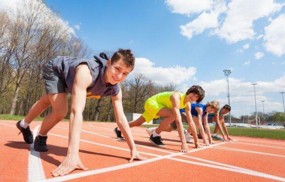 Benefícios psicológicos dos esportes para as crianças