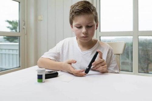 Prevenção do diabetes infantil