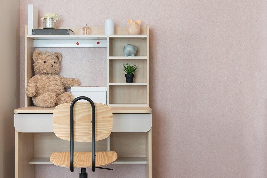 5 ideias para organizar o cantinho de estudo das crianças