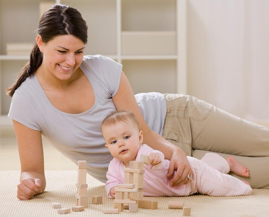 A importância das rotinas com os bebês