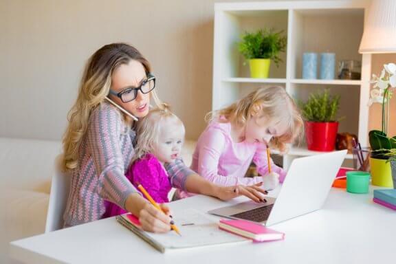 Como reduzir o estresse nos pais solo?