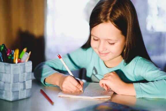5 exercícios para melhorar a caligrafia das crianças