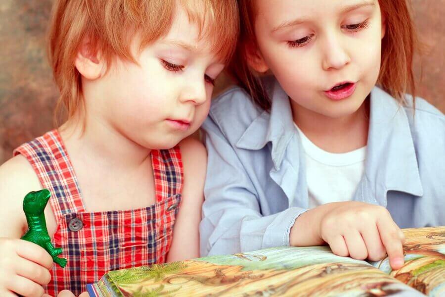 Por que ler histórias curtas em inglês com as crianças