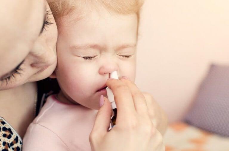 Como são os exames de alergia em crianças