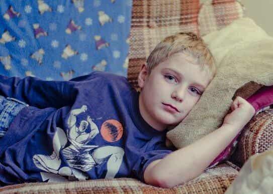 O que é a síndrome de má absorção em crianças?