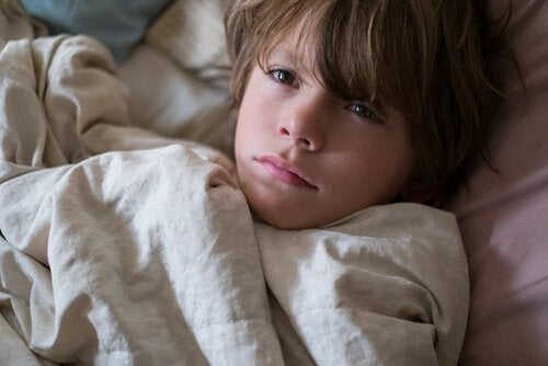 Causas que fazem com que o meu filho tenha pesadelos