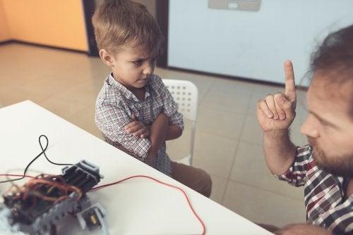 Como evitar tornar as crianças caprichosas
