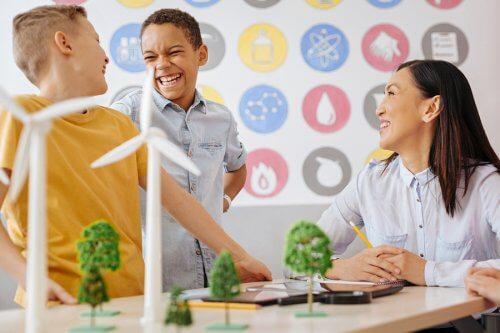 aprendizado efetivo em crianças