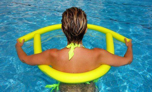 A hidroterapia para gestantes é muito aconselhada por causa dos seus múltiplos benefícios.