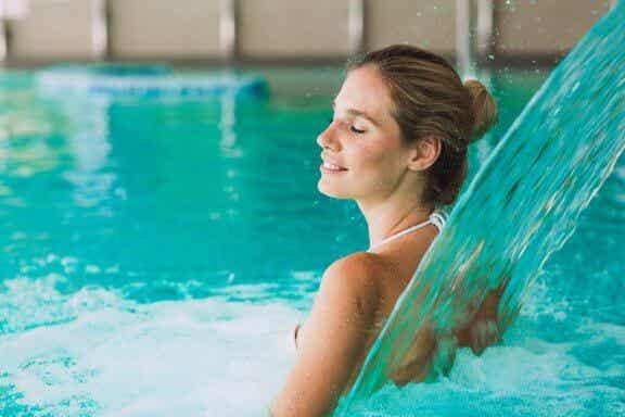 Hidroterapia para gestantes