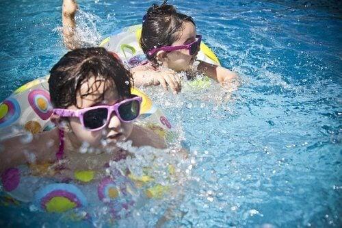 Insolação em crianças: sintomas e prevenção