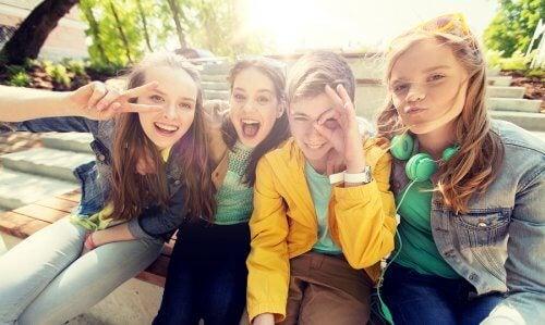 Inteligência emocional na adolescência