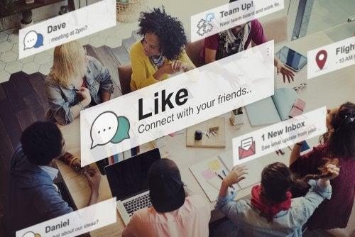 Riscos das redes sociais