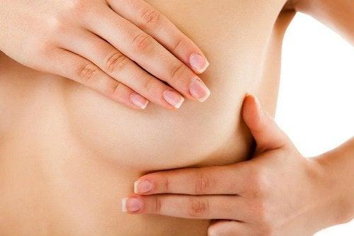 Técnicas do autoexame das mamas