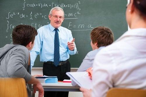 um bom professor