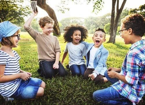 educação ao ar livre