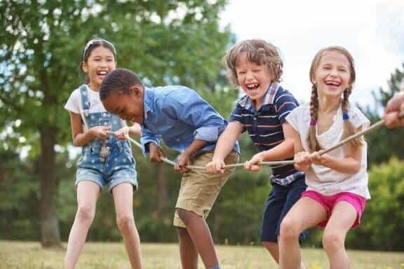 As necessidades básicas da infância