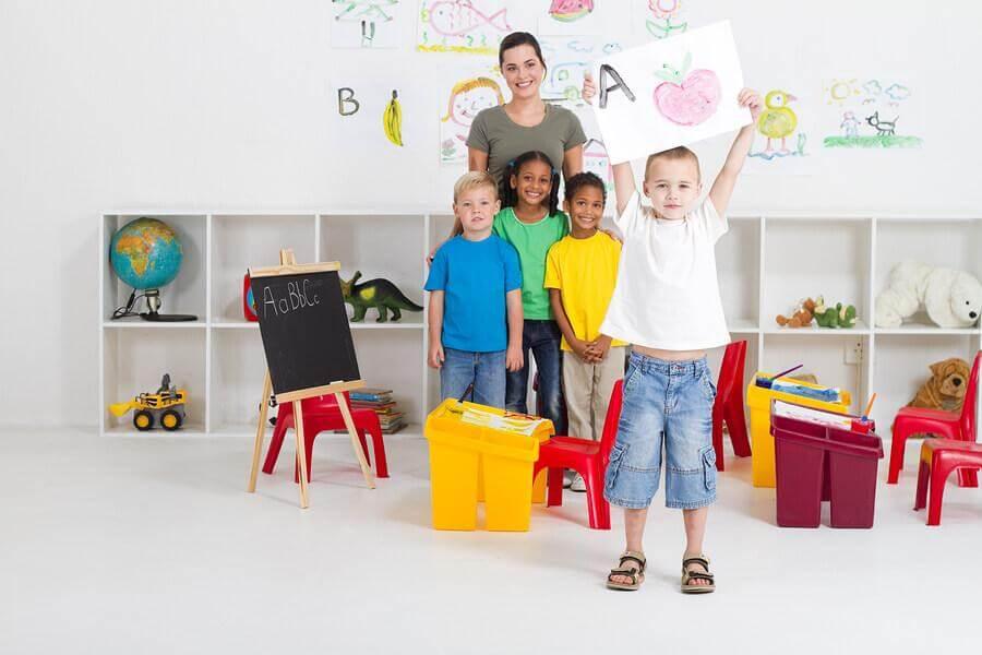 Primeira vez no jardim de infância: como preparar seu filho