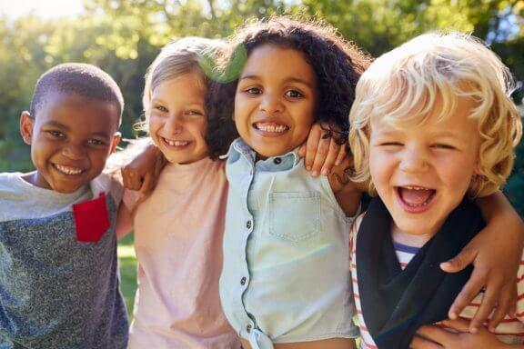 A importância da socialização na infância