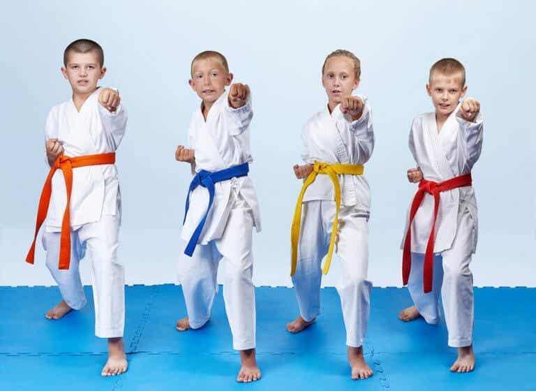 Kung Fu para crianças