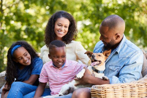As necessidades básicas da infância em termos de relações afetivas