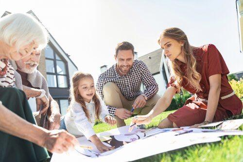 Valores proporcionados pela convivência em casa