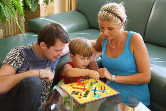 A importância da convivência em casa